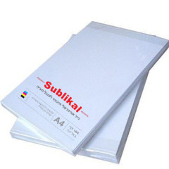 נייר סובלימציה A4
