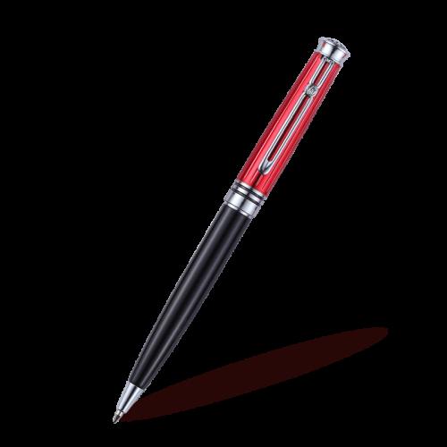 כדורי שחור עם אדום מבריק 27-2627B