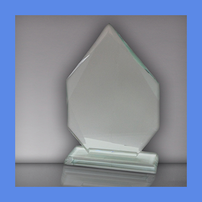 זכוכית לחריתה - יהלום - CB157