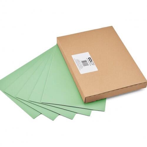 גומי ירוק ללייזר A-4-ללא ריח (ידידותי לסביבה)